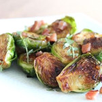Brussels sprouts - Yum!