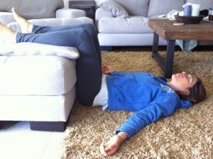 Reducing tension and pain with Static Back and breathing