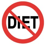 Just say no to diet foods and low-fat, lite, and tasteless diet foods!
