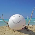 Beach ball gut is not a happy, healthy gut