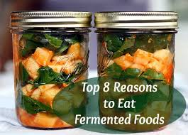 Why you should eat fermented foods to restore gut health