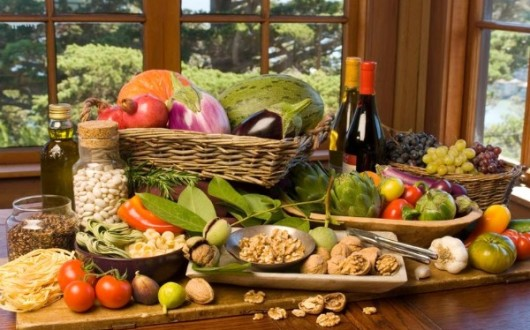 The Mediterranean Diet is a healthier approach than the Standard American Diet - and is Delicious!