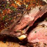 Deliciously simple lamb shoulder roast!