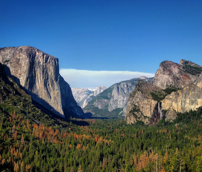 the majesty of Yosemite, a place to reflect, to exist, to breathe and just be