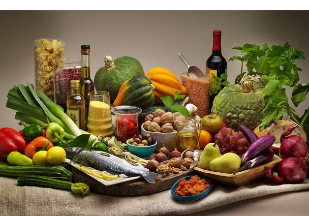 A mediterranean approach to eating can improve health