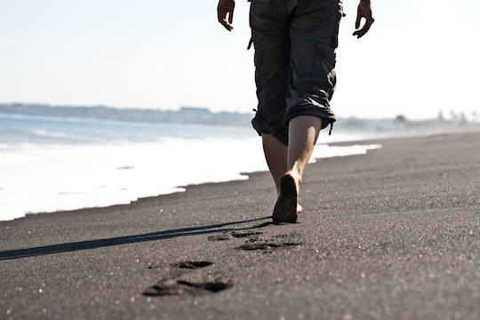 Walking is a powerful health booster, in mind, body, and spirit