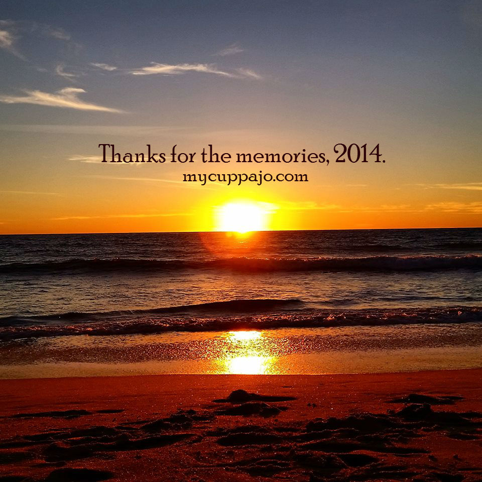 Thanks for the memories, 2014.